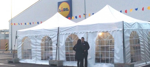 Inauguration Lidl | LM Réception
